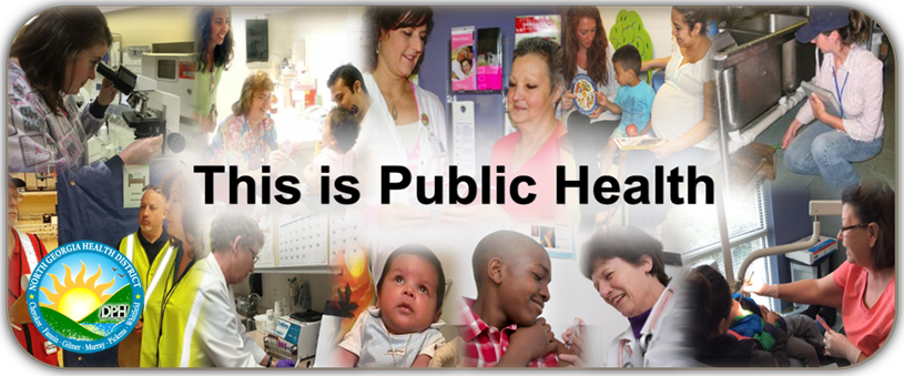 This is Public Health web